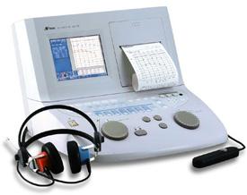 >標準純音聴力検査器械 RION AA-79 (2台)